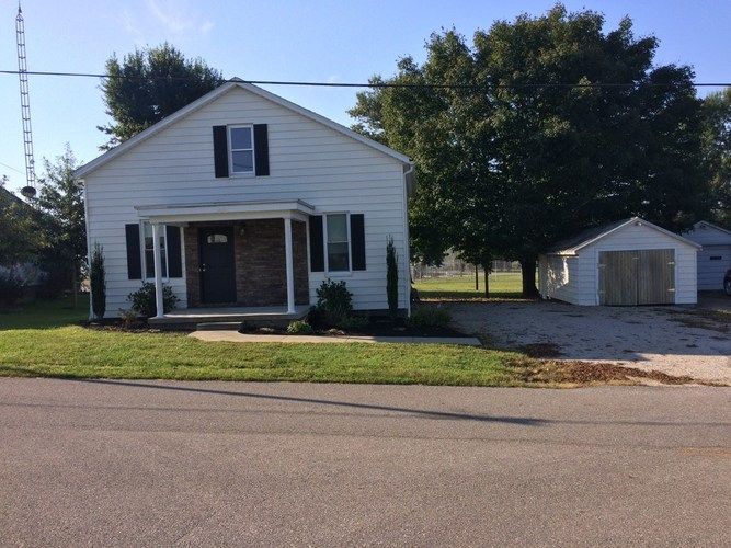 4096 E South Street  St. Anthony, IN 47575 | MLS 201843758