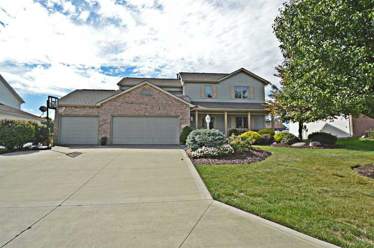 11121  Mock Orange Lane Fort Wayne, IN 46818 | MLS 201844274