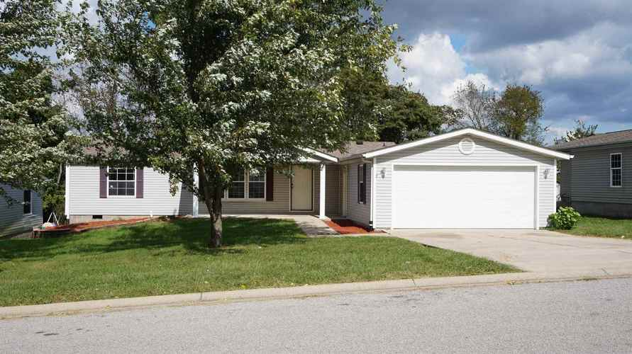 506 E Colony Drive Salem, IN 47167 | MLS 201844792