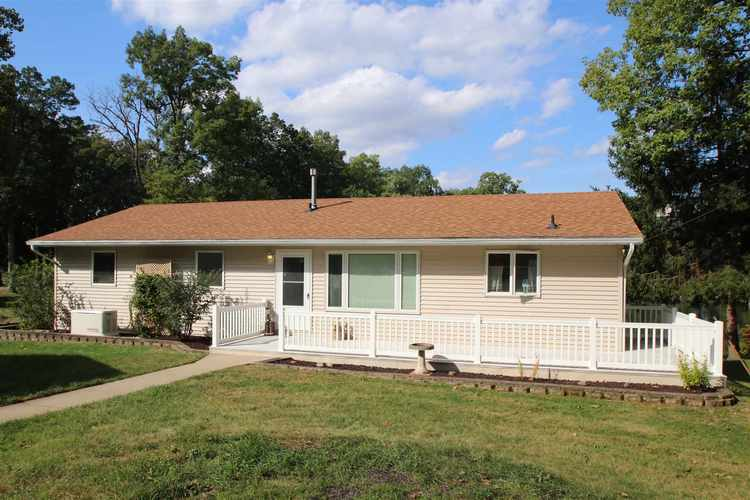 18268  Chickasaw Trail Culver, IN 46511 | MLS 201844867