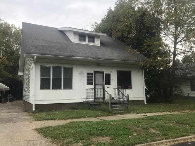 525 N Race Street Princeton, IN 47670 | MLS 201844932
