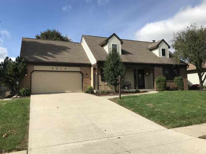 3210  Copper Hill Run Fort Wayne, IN 46804 | MLS 201845209
