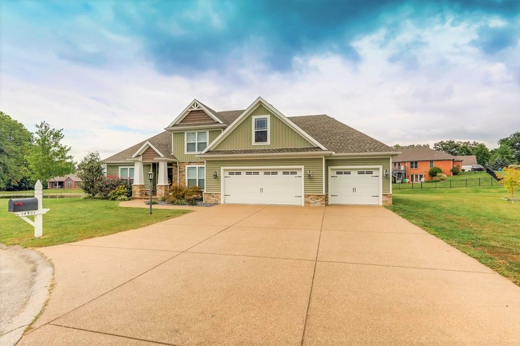 14901 Old State Court Evansville, IN 47725 | MLS 201845249 | photo 2