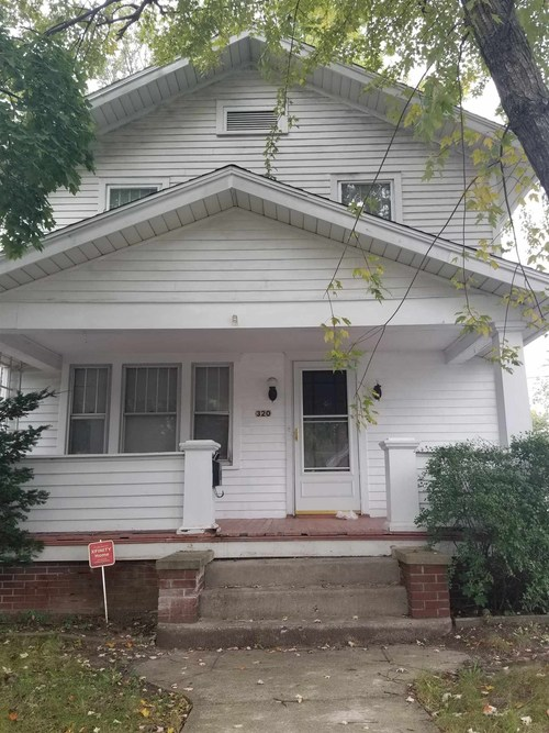 320  French Avenue Fort Wayne, IN 46807-2021   MLS 201846003
