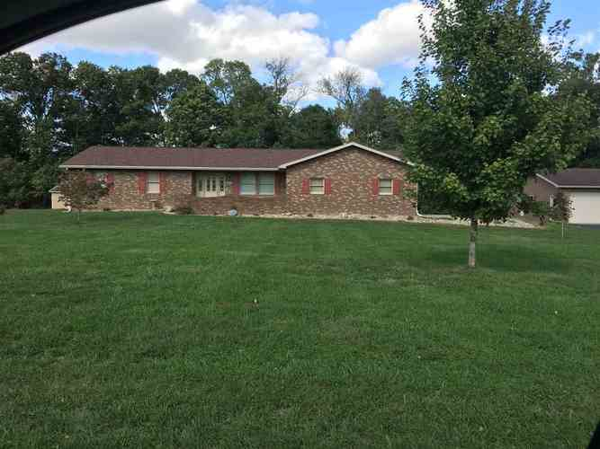 10447 E State Rd 56 Highway Otwell, IN 47564   MLS 201846088