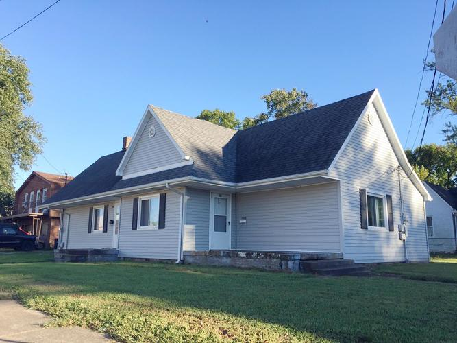 207 S Division Street Boonville, IN 47601 | MLS 201846241