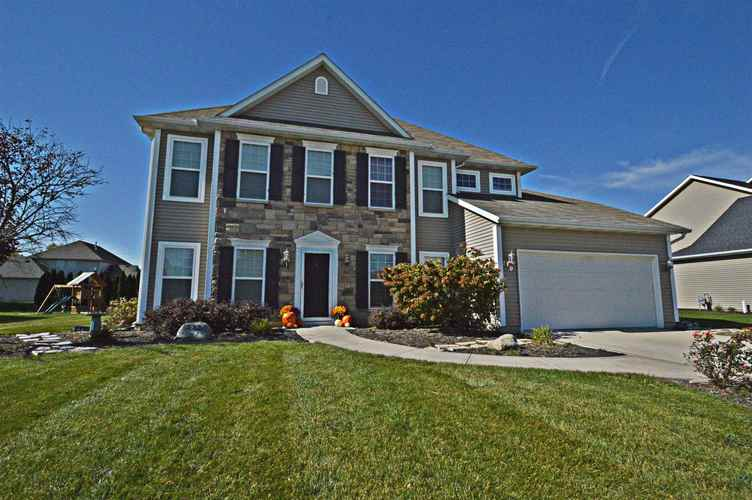 2320  Tuscon Trail Fort Wayne, IN 46814 | MLS 201846500