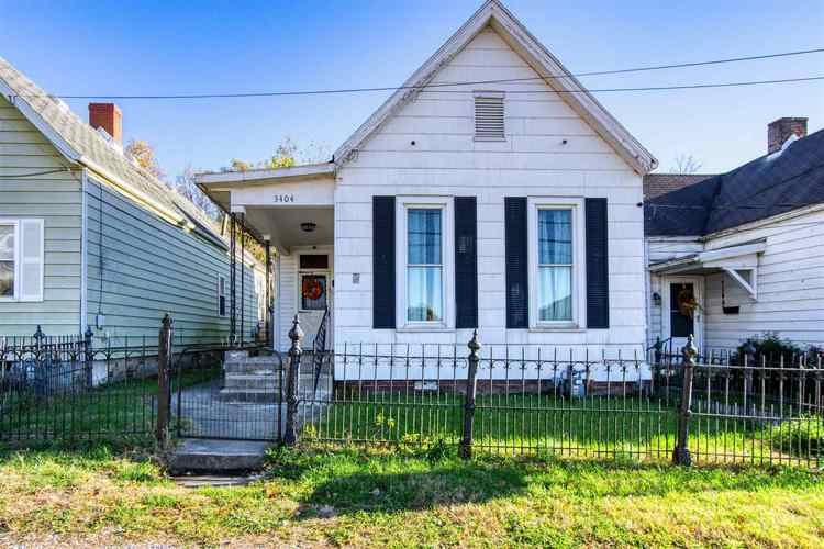 3404  Mount Vernon Avenue Evansville, IN 47712 | MLS 201846784