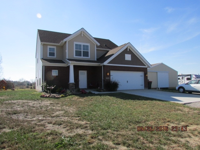 733  Turtle Bay Road Boonville, IN 47601 | MLS 201846942