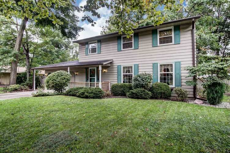 1720  Forest Downs Drive Fort Wayne, IN 46815 | MLS 201846954