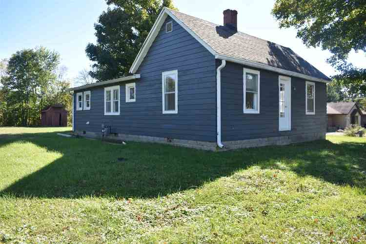 847 E Hollars Rd.  Bloomfield, IN 47424 | MLS 201847186