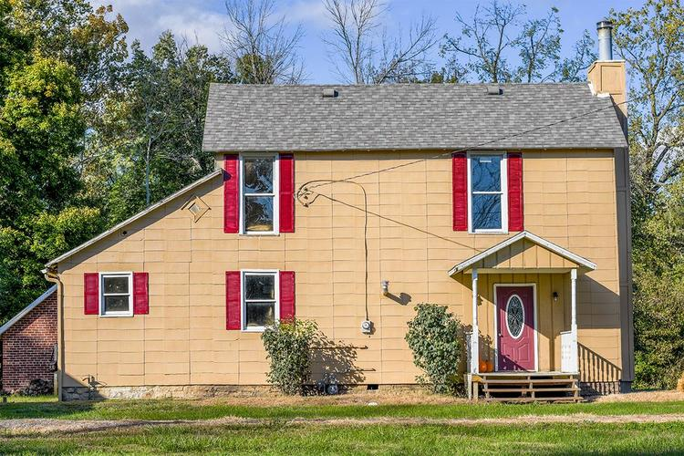11691 N Strong Road Albany, IN 47320-9536 | MLS 201847411