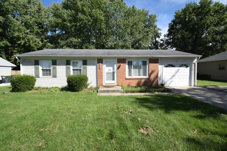 128 N Coventry Drive N Anderson, IN 46012 | MLS 201847581 | photo 1