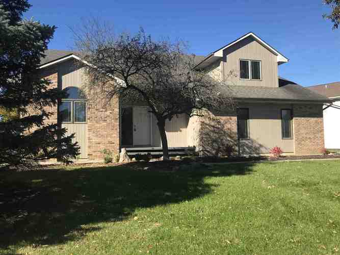 3708  Scarborough Drive New Haven, IN 46774-2706   MLS 201847856