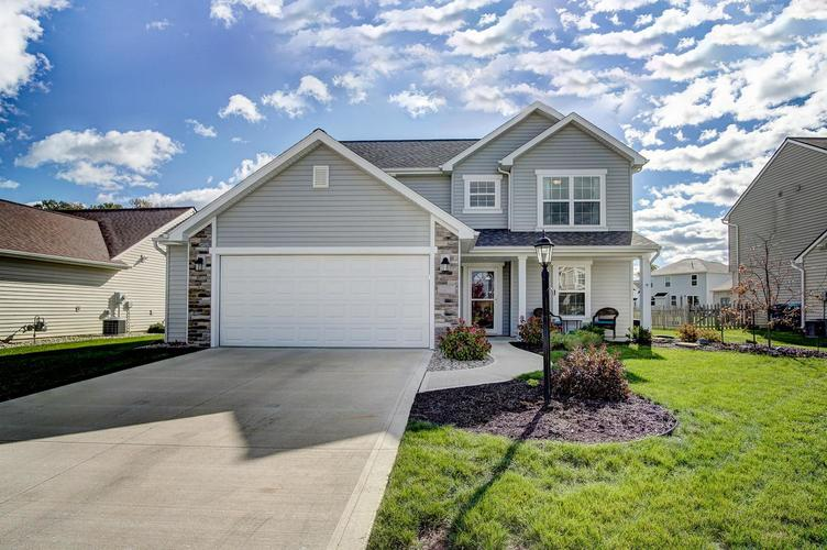 12070  Firekat Cove Fort Wayne, IN 46845 | MLS 201848020