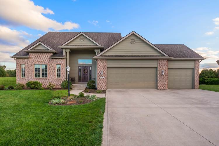 12114  Wigeon Cove Fort Wayne, IN 46845 | MLS 201848332