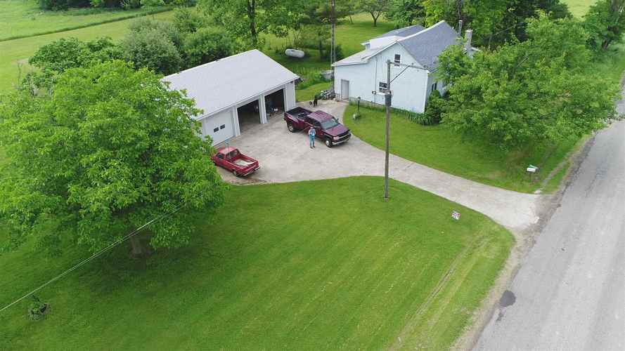 3650 N Old State Rd 1 Road Fremont, IN 46737 | MLS 201848402