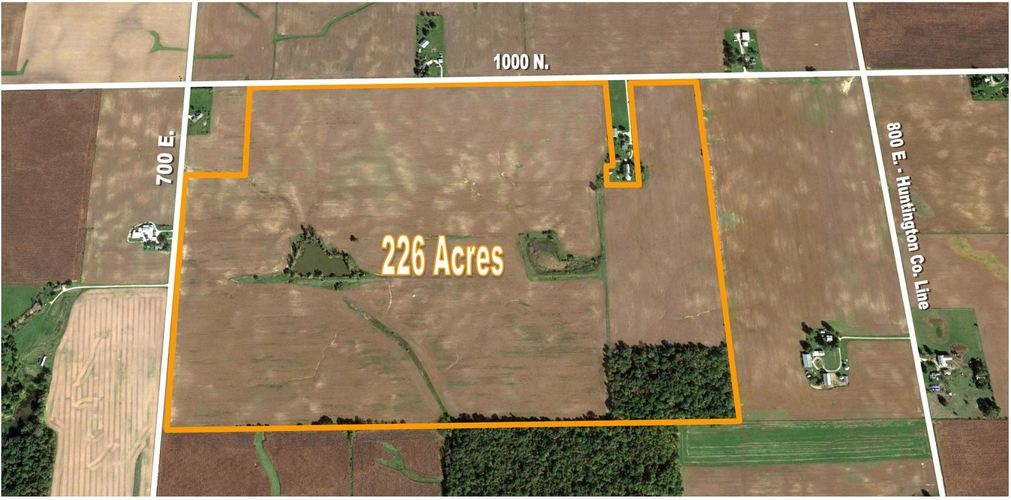 1000  N Road North Manchester, IN 46962 | MLS 201849071