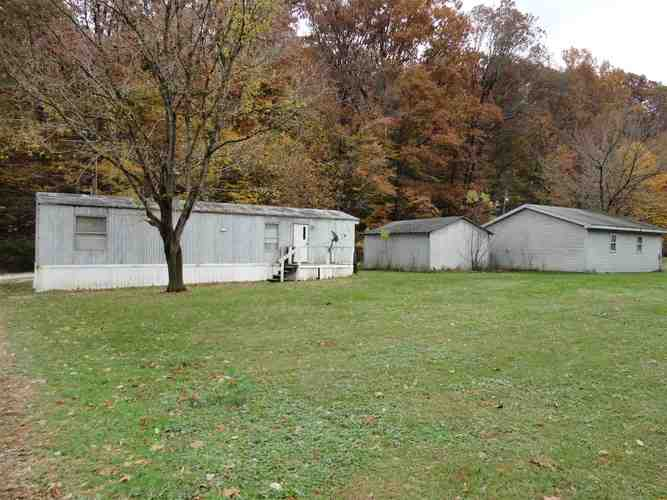 678 S Co. Rd. 975 W Road French Lick, IN 47432 | MLS 201849236