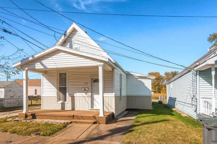 1117  Cody Street Evansville, IN 47710 | MLS 201849360