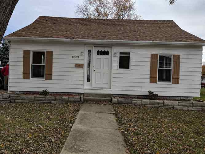1005  RUSSELL Street Decatur, IN 46733 | MLS 201849394