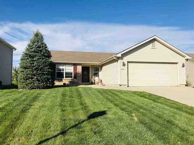 4736  Anglers Lane  Fort Wayne, IN 46808-3509 | MLS 201849489