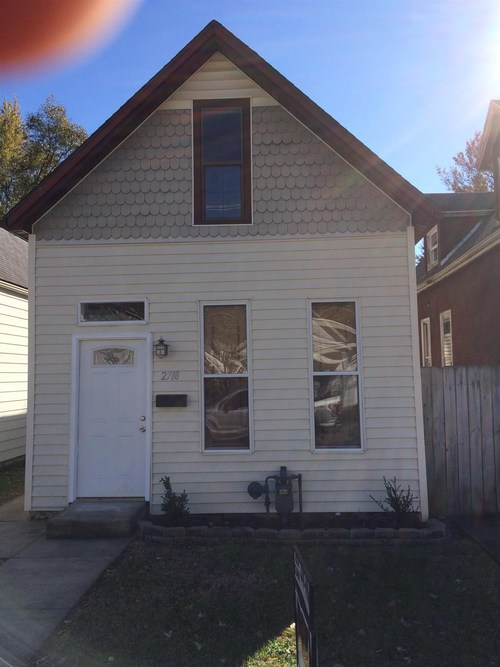 2718 W virginia Street Evansville, IN 47712 | MLS 201849741