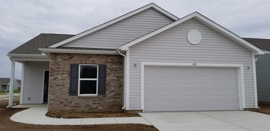 120 S Rickover Circle (Lot 214) Drive Lafayette, IN 47909 | MLS 201849827