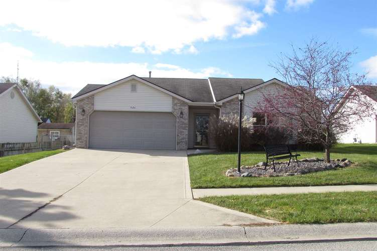 926  Valley River Drive Columbia City, IN 46725   MLS 201849880