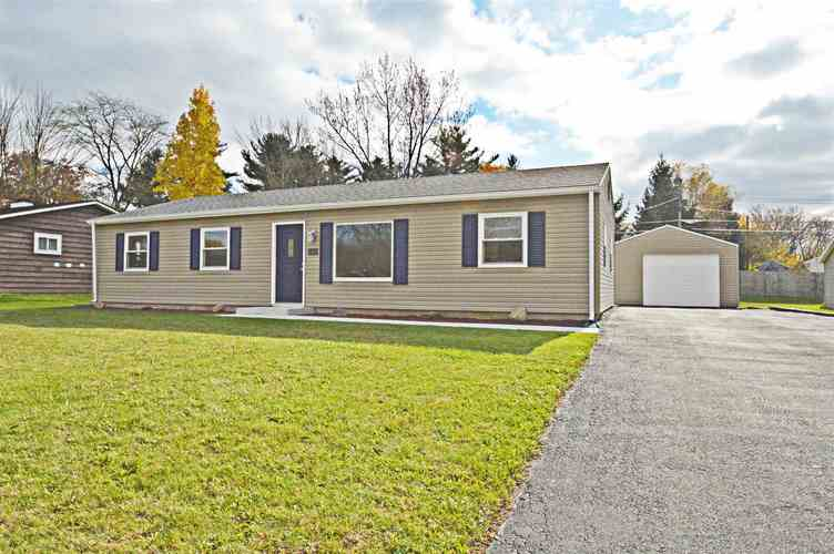 5305  Crandon Lane Fort Wayne, IN 46804 | MLS 201849895