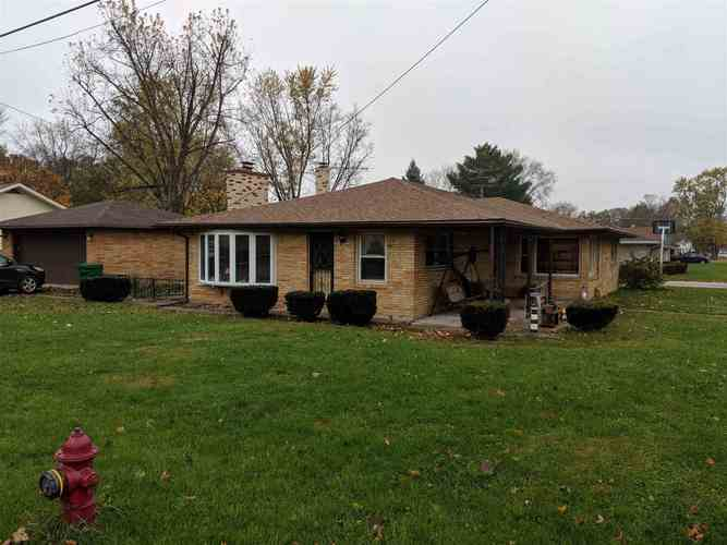 14301 W 4th Street Daleville, IN 47334 | MLS 201850199