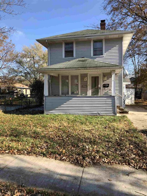 810 S 35th Street South Bend IN 46615-2408   MLS 201850597   photo 1
