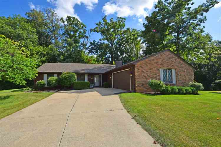 4929  Long Canon Place Fort Wayne, IN 46804 | MLS 201850620