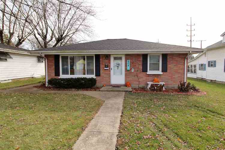 404 E Wiley Street Marion, IN 46952 | MLS 201850638