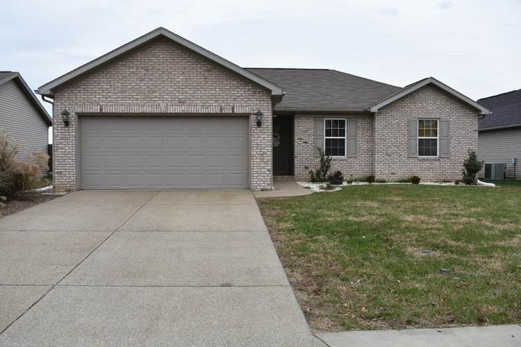 3450  Crater Drive Evansville, IN 47725 | MLS 201850685