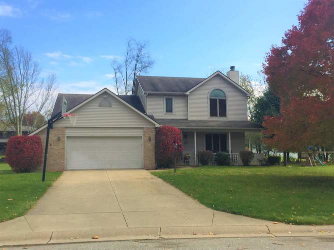 1904  Pikeview Drive Warsaw, IN 46580 | MLS 201850767