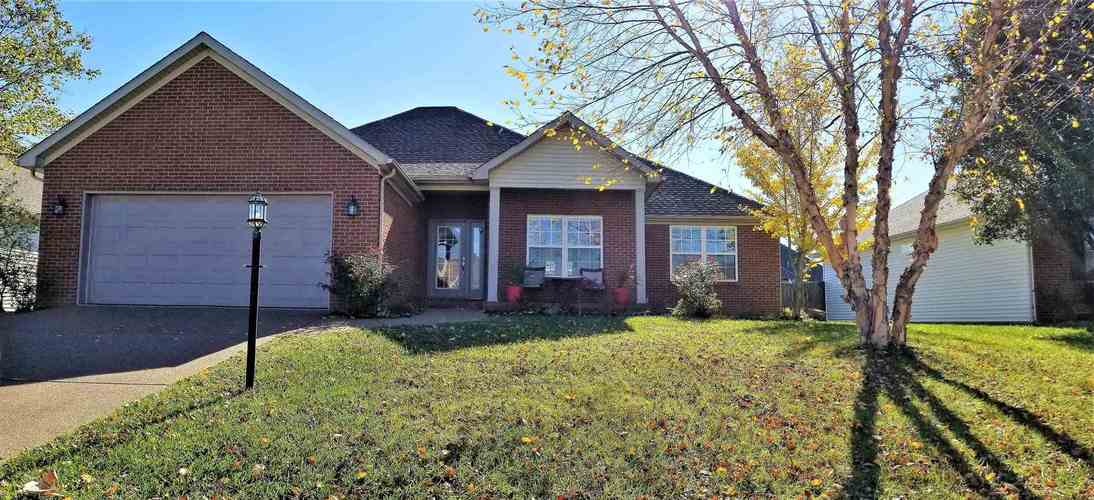 3717  Tempsford Drive Evansville, IN 47725-8264 | MLS 201850885