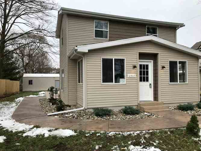 4945 S 150 W Street Pleasant Lake, IN 46779 | MLS 201851048