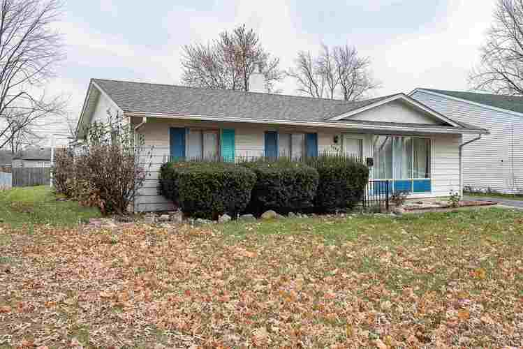 6440  Azalea Drive Fort Wayne, IN 46825 | MLS 201851119