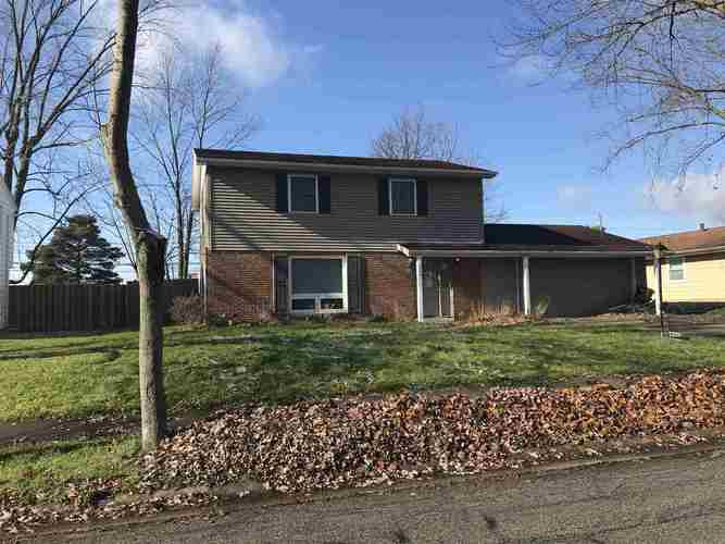 2329  Forest Valley Drive Fort Wayne, IN 46815-7703 | MLS 201851366