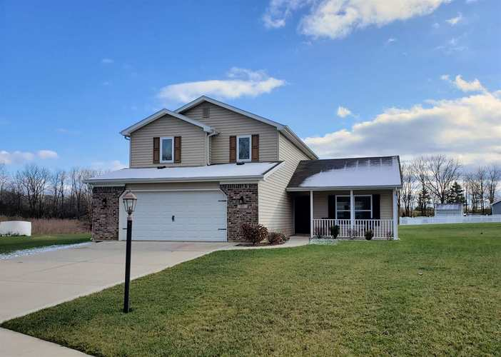 1517  Barrington Drive  Auburn, IN 46706 | MLS 201851446