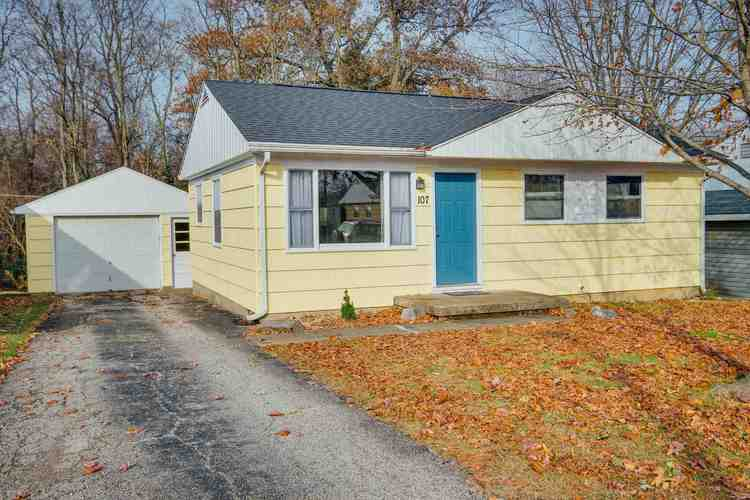 107  Forest Park Drive Bedford, IN 47421   MLS 201851547