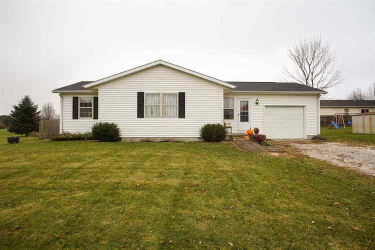 1809 S Chigger Hollow Drive Crawfordsville, IN 47933 | MLS 201851709
