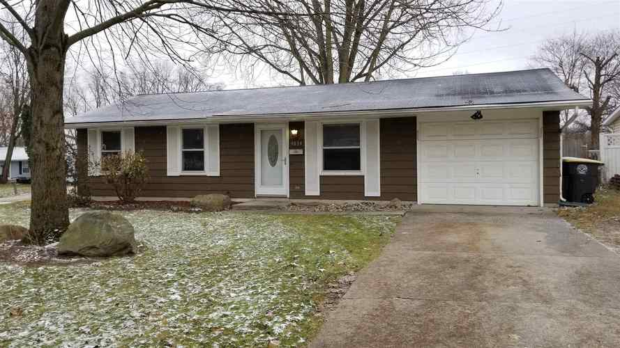 4634  Kekionga Drive Fort Wayne, IN 46809 | MLS 201851913