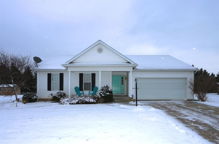 25970  Summer Berry Lane South Bend, IN 46619 | MLS 201852007