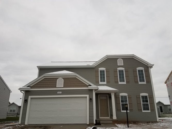 4431  Cherry Pointe Drive South Bend, IN 46628   MLS 201852328