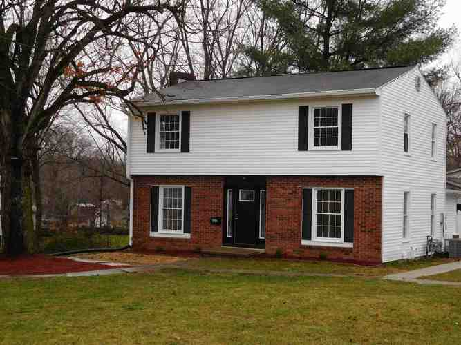 321 S Sale Street Ellettsville, IN 47429 | MLS 201852639