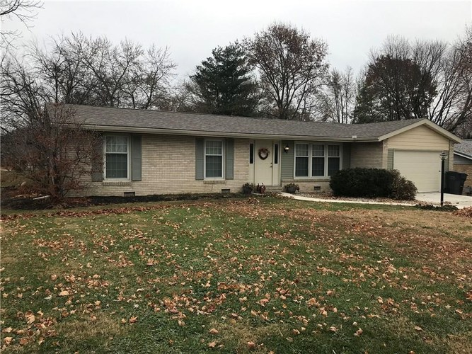 1516  NORTHCREST Drive Anderson, IN 46012 | MLS 201852720