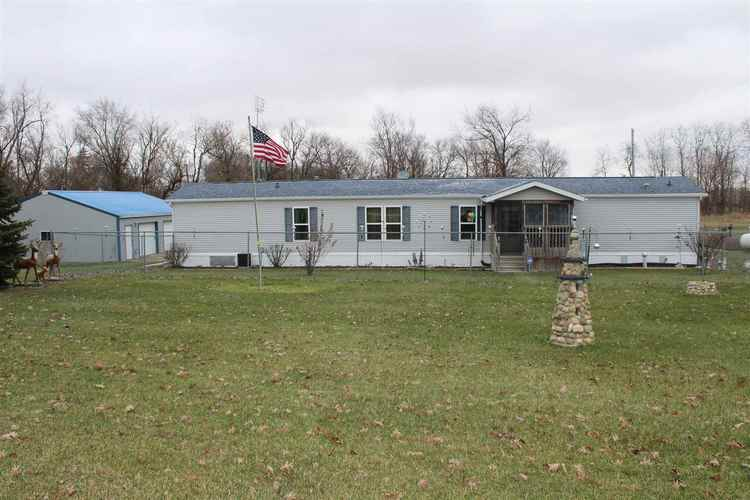 7870 N State Road 327  Orland, IN 46776-9624 | MLS 201852872