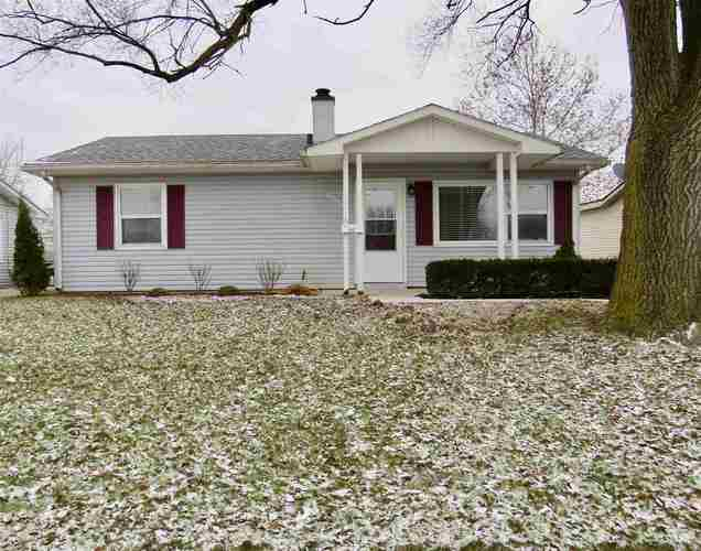 403 N Crescent Drive Frankfort, IN 46041-2235 | MLS 201852924